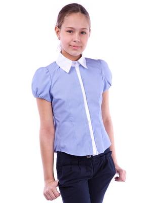 Блуза в полоску | 5472358