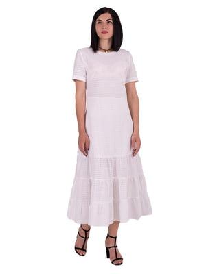 Платье молочного цвета | 5472371
