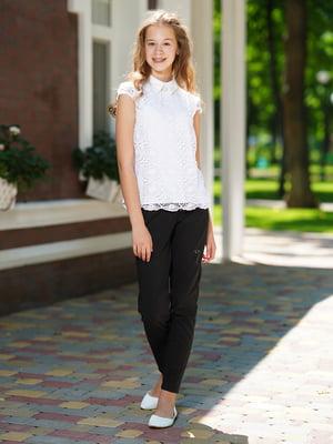 Блуза белая | 5472365