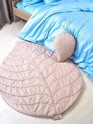 Набір: килимок (100х150) і подушка (30х50) | 5472503