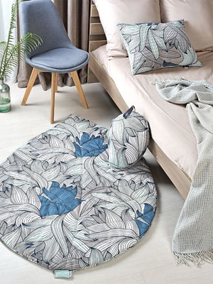 Набір: килимок (100х150) і подушка (30х50) | 5472505