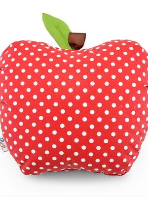 Подушка декоративная «Яблоко» (42х47) | 5472517