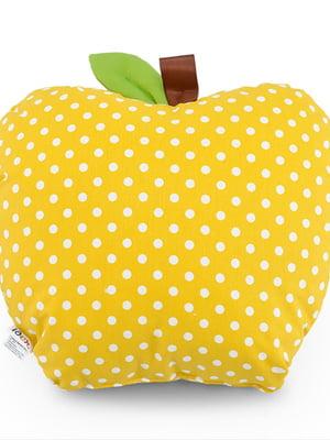 Подушка декоративная «Яблоко» (42х47) | 5472519
