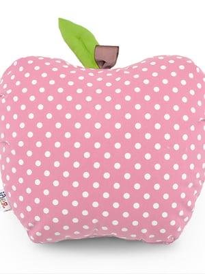 Подушка декоративная «Яблоко» (42х47) | 5472521