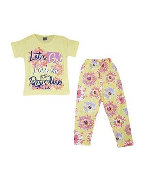 Піжама: футболка і штани | 5472577