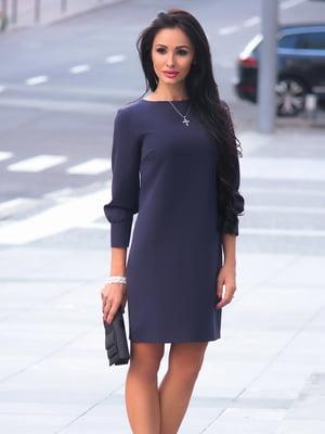Сукня темно-синя | 5447309