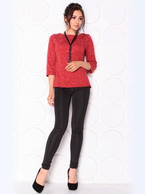 Блуза червона | 5472640