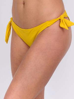 Труси купальні жовті | 5472833