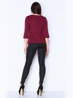 Блуза сливового кольору | 5436549