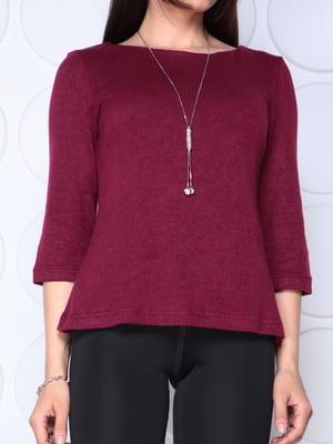Блуза сливового кольору   5436549