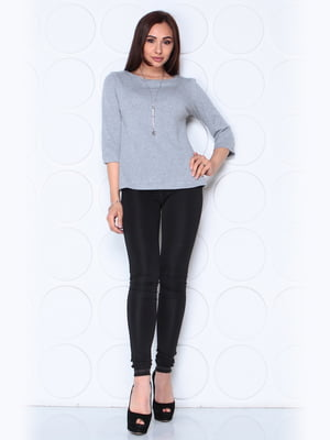 Блуза сіра | 5436550