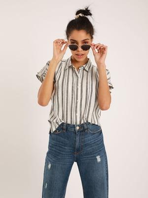 Блуза в полоску | 5473118
