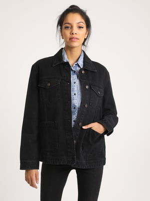 Куртка чорна   5473147