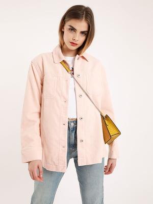 Куртка рожева   5473144