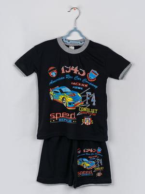 Костюм: футболка и шорты   5461329