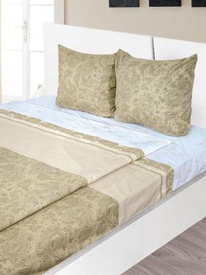 Комплект постельного белья полуторный | 5447396