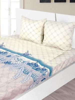 Комплект постельного белья полуторный | 5447397