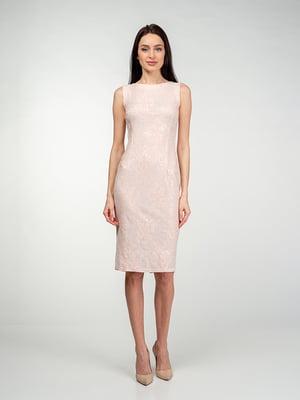 Сукня рожева з паєтками | 5473367