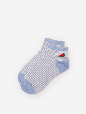 Шкарпетки блакитні | 5474333