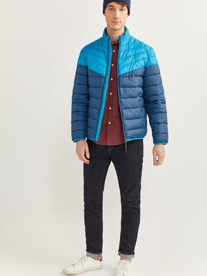 Куртка двухцветная | 5474390