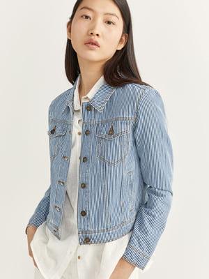 Куртка синяя | 5474393