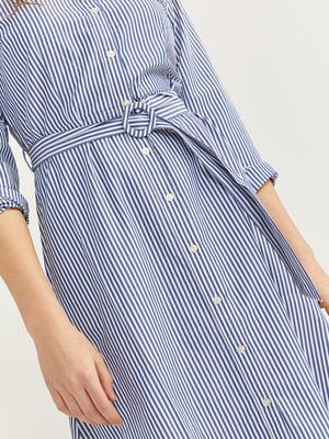 Сукня в смужку | 5474404