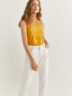 Блуза желтая | 5474448