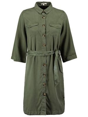 Сукня кольору хакі | 5474999