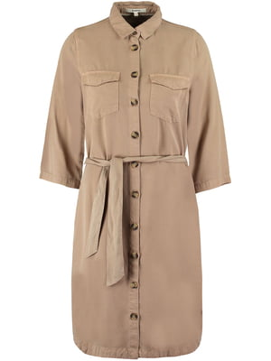 Сукня сіро-коричнева | 5475000