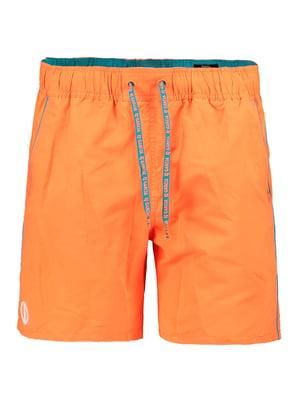 Шорти помаранчеві | 5475053