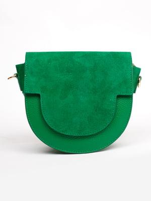 Сумка зелена | 5474185