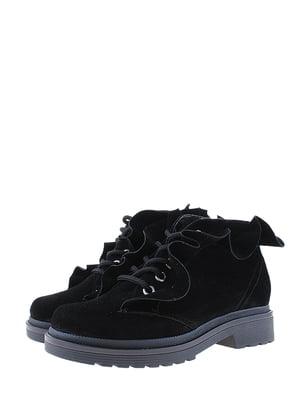 Ботинки черные   5425184