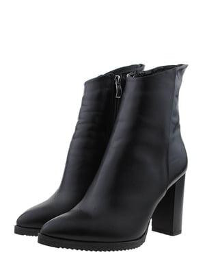 Ботинки черные   5462264