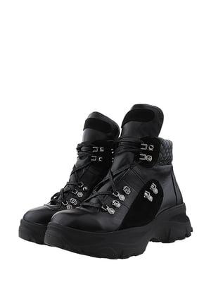 Ботинки черные   5472904