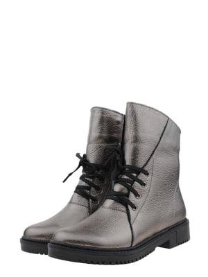 Ботинки бронзового цвета | 5425350