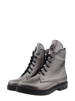 Ботинки бронзового цвета | 5425354