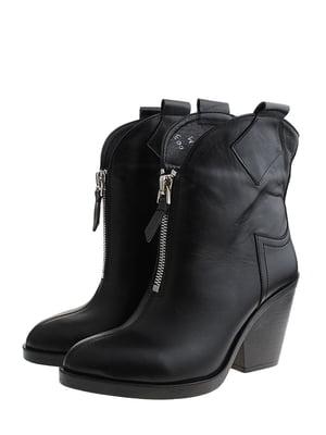 Ботинки черные   5472913