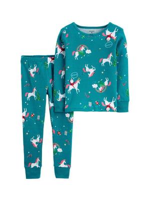 Пижама: джемпер и брюки | 5475587
