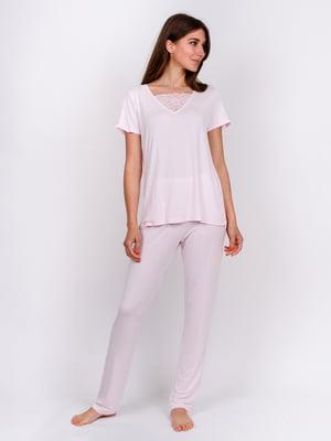 Комплект: футболка и брюки | 5475615