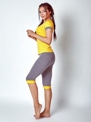Комплект: футболка и бриджи - BARWA garments - 5475905