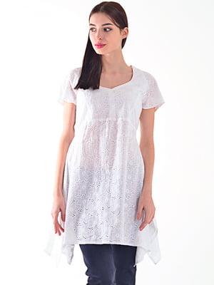 Блуза белая   5475913