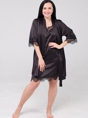 Набор: рубашка и халат | 5476529