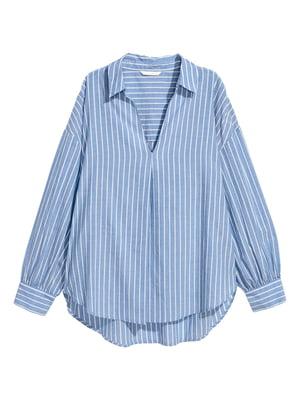 Рубашка в полоску | 5477053