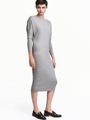 Платье серое | 5477149