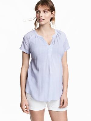 Блуза для беременных в полоску | 5477248