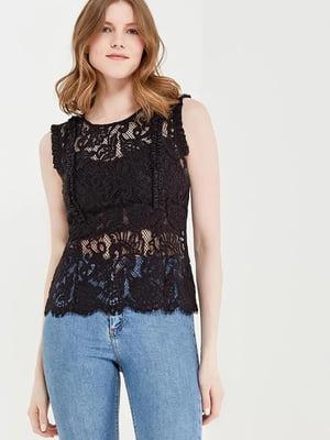 Блуза черная | 5477300