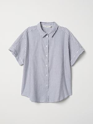Рубашка в полоску | 5477520
