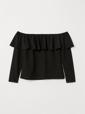 Блуза черная   5477522