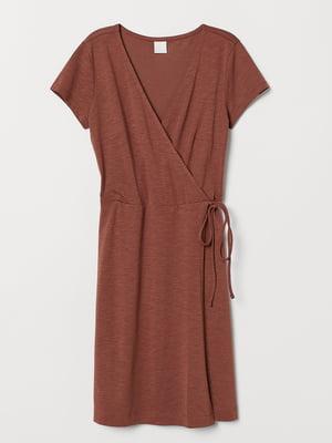 Платье коричневое   5477832