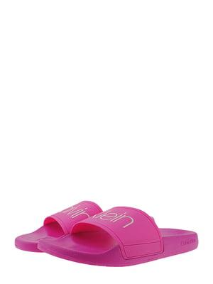 Шльопанці рожеві | 5477877